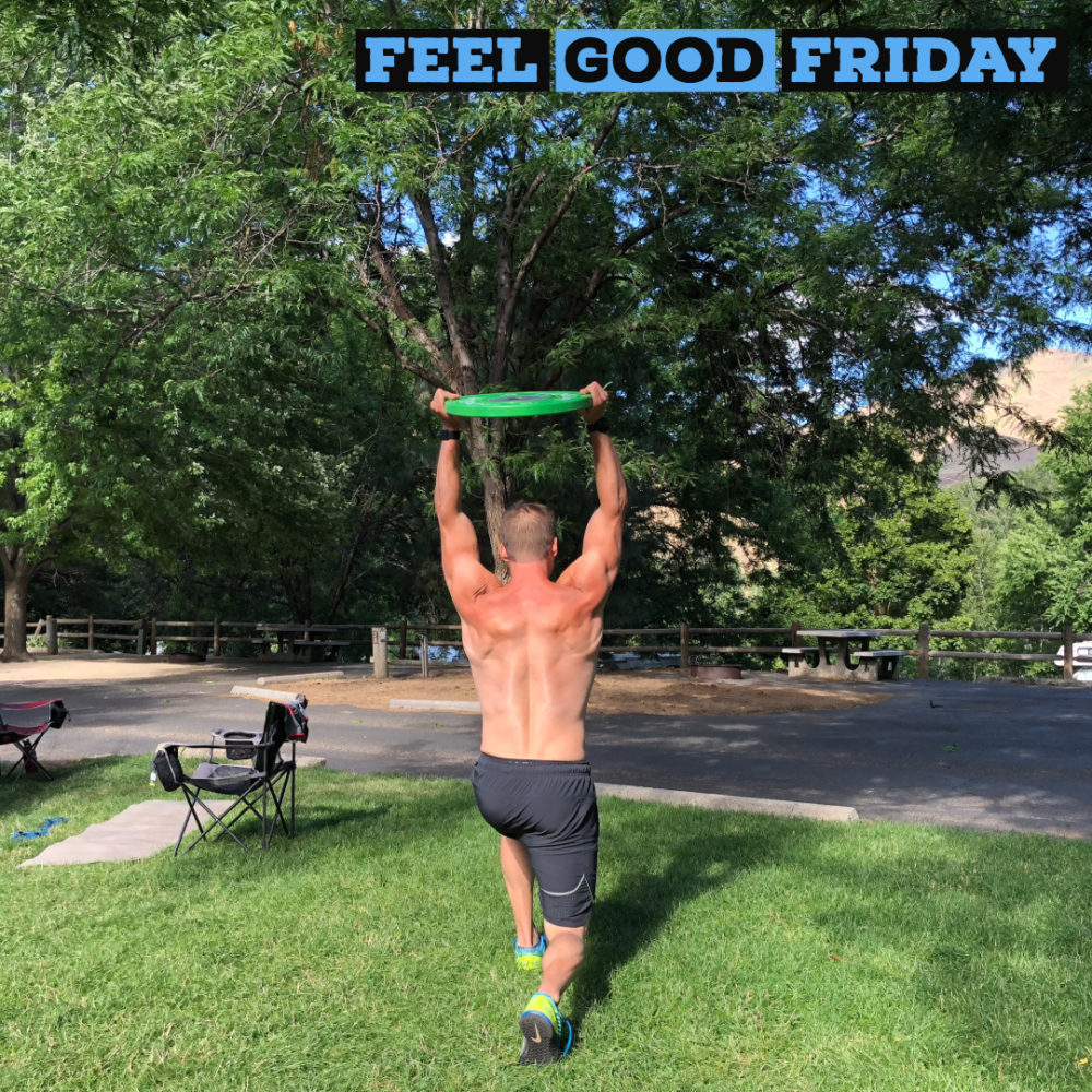 Feel Good Friday – Sleep Better – Shawarma Thighs – Christian Lucero