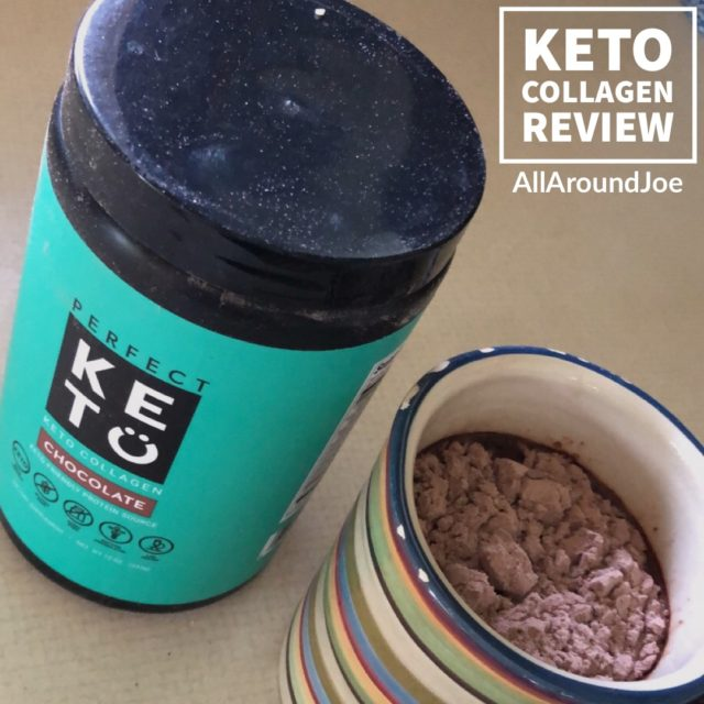 Keto Collagen product review by Joe Bauer