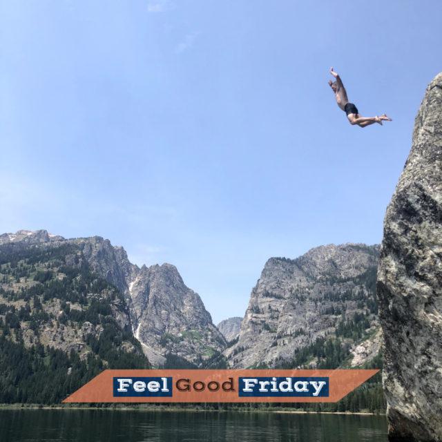 Feel Good Friday – Ketones – Dry Needling – Rock Jumping