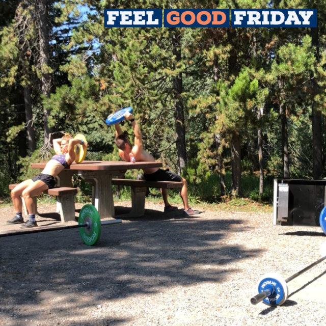 Feel Good Friday – Lake Solitude – CrossFit Games – Hemp Oil