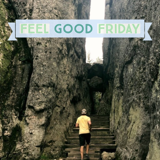 Feel Good Friday - The Longevity Diet - CrossFit Recovery - Oak Meditation with Joe Bauer