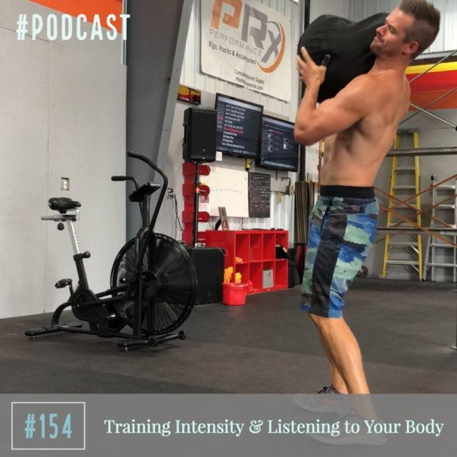 AAJ 154: Training Intensity & Listening to Your Body