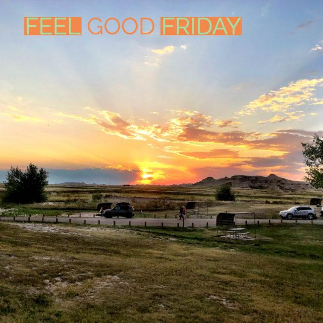 Feel Good Friday – Competitive CrossFit, Beetroot Chips – #vanlife