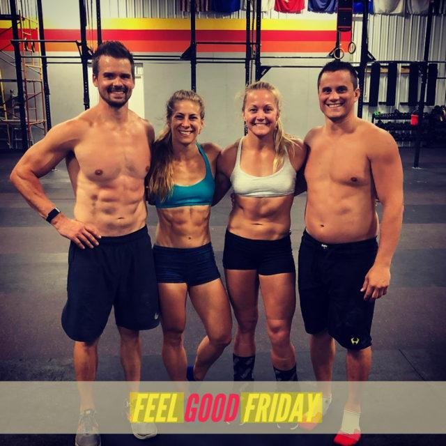 Feel Good Friday – Training Intensity – King Kong – EHP CrossFit