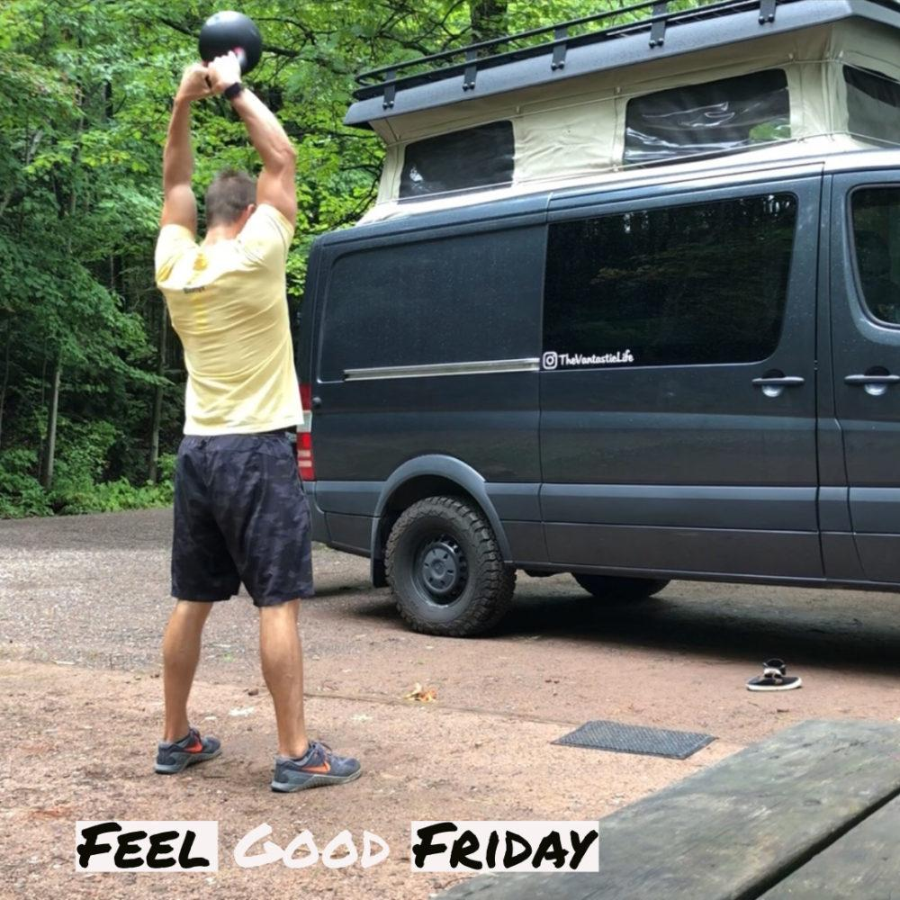 Feel Good Friday – Tight Schedule – River of Doubt – Marcus Filly