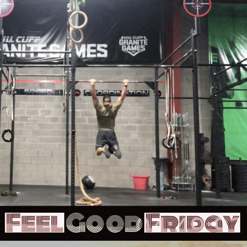Feel Good Friday – Weight Loss – Free Stuff – Wodapalooza Qualifiers