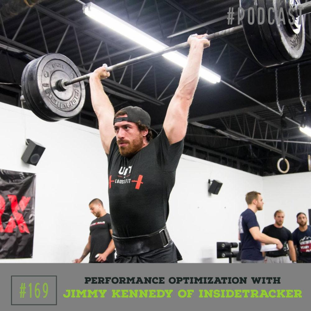Performance Optimization with Jimmy Kennedy of InsideTracker – Ep. 169