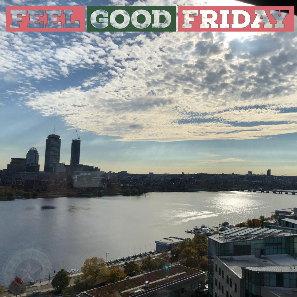 Feel Good Friday – The Freedom Trail – Oatmeal – Acadia