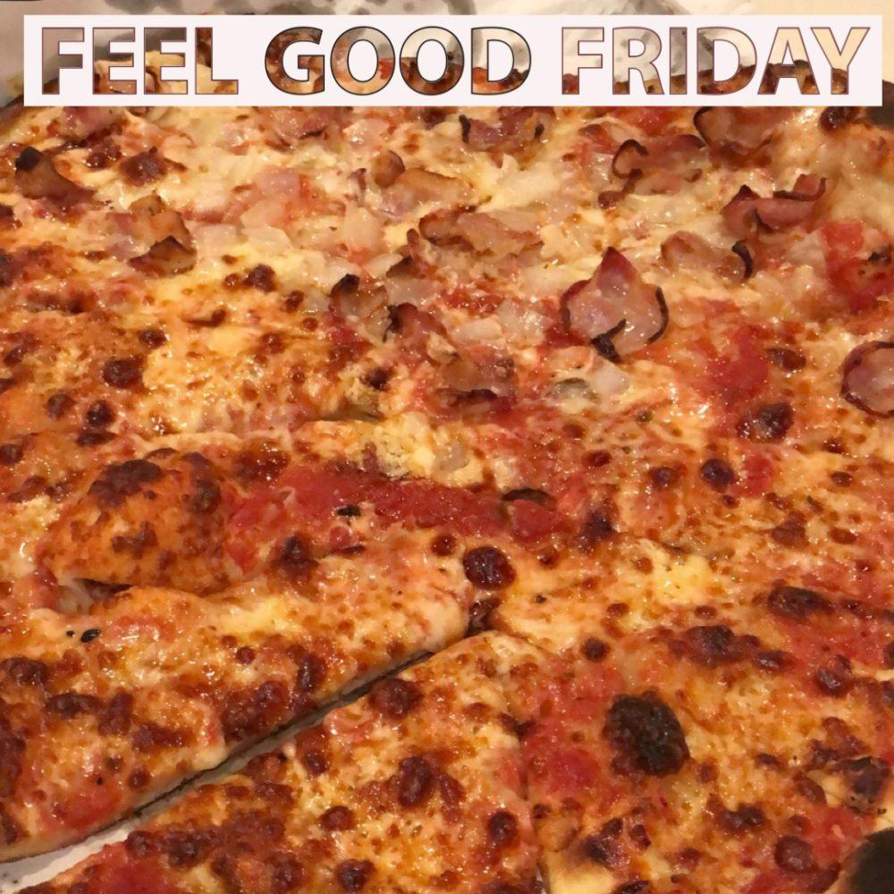 Feel Good Friday - Frank Pepe - Christian Lucero - Snatching by Joe Bauer
