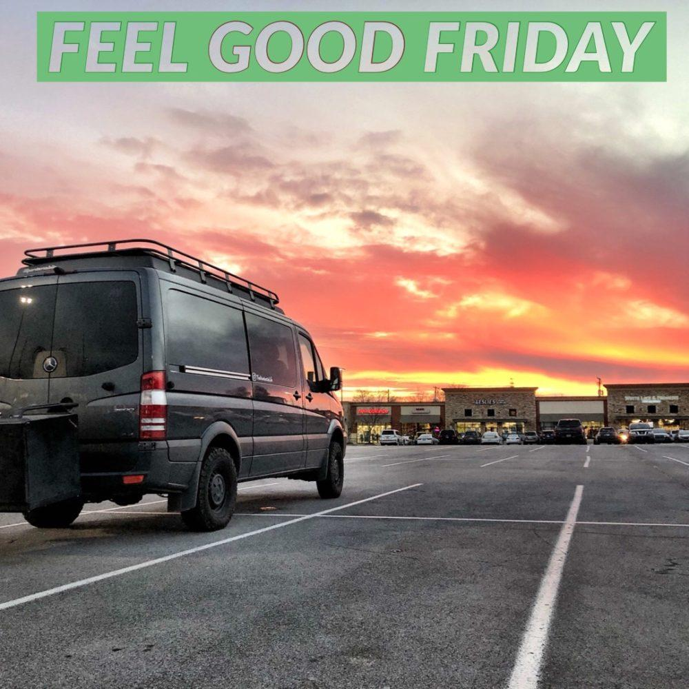 Feel Good Friday – Holiday Eating – Fava Beans – The Golden Compass