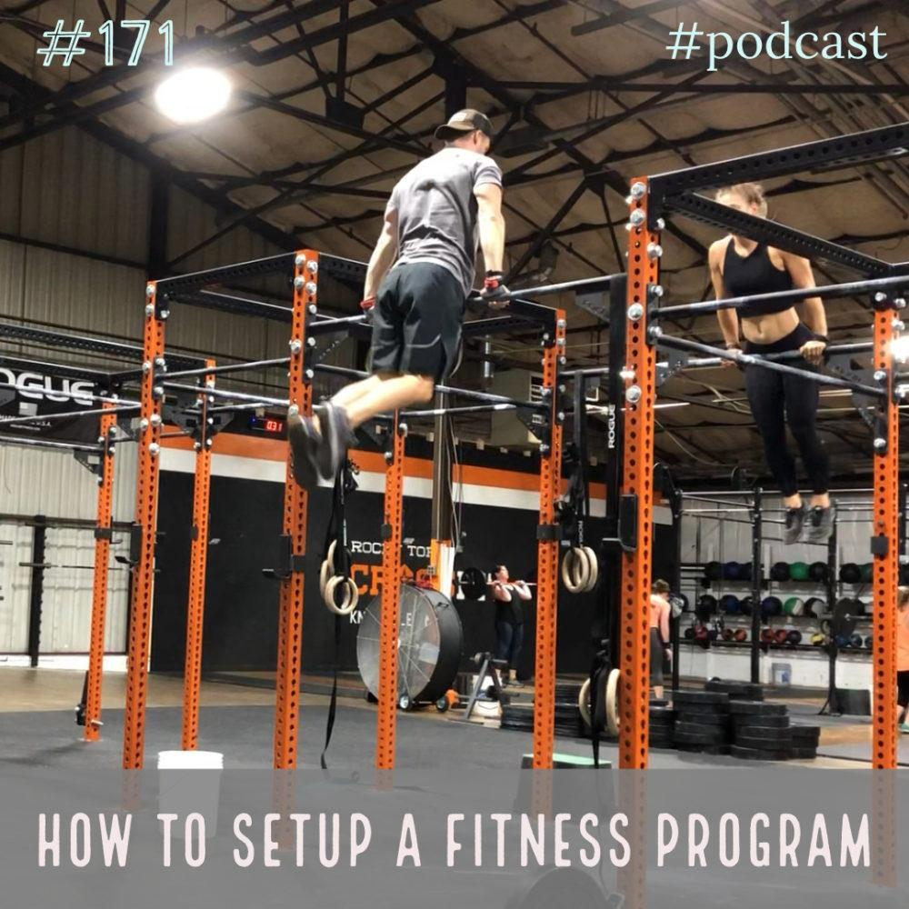 AAJ 171: How to setup a fitness program with Joe Bauer