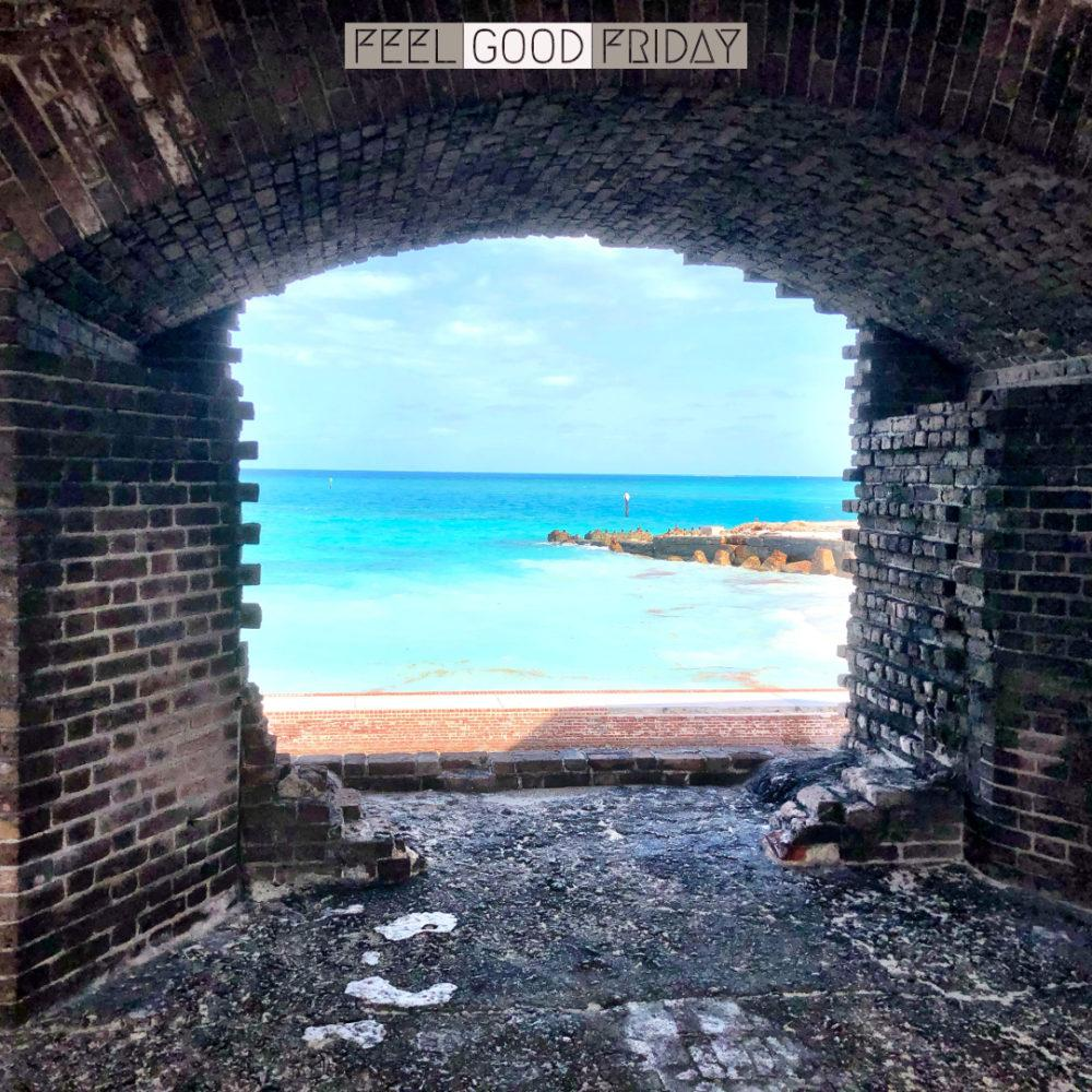 Feel Good Friday – Menachem Brodie – Shrimp Salad – Biscayne National Park
