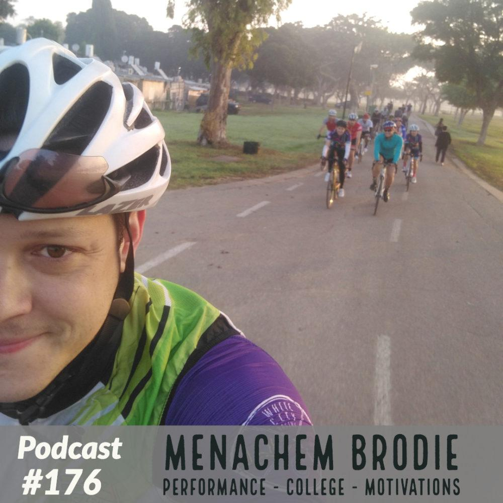 Menachem Brodie on Performance – College – Motivations