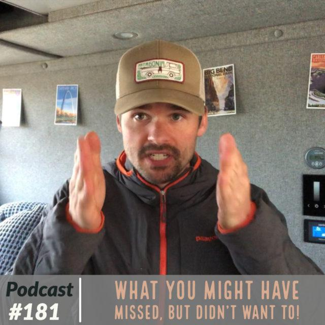 AAJ 181: What you might have missed, but didn't want to! With Joe Bauer