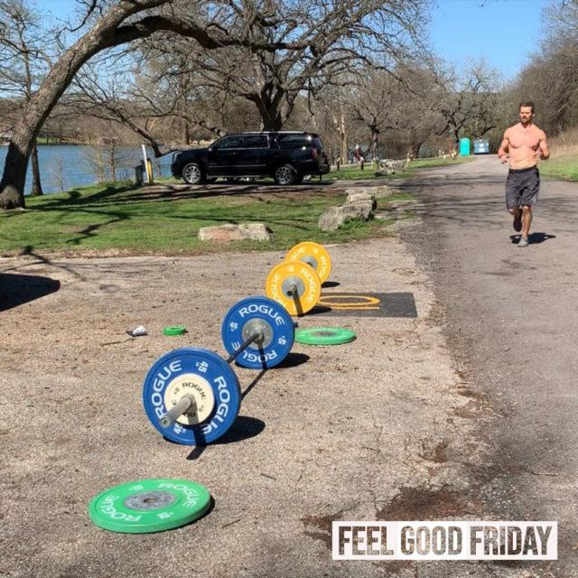 Feel Good Friday - Page Lockhart - Eating in Austin - Perfect Keto Bars by Joe Bauer