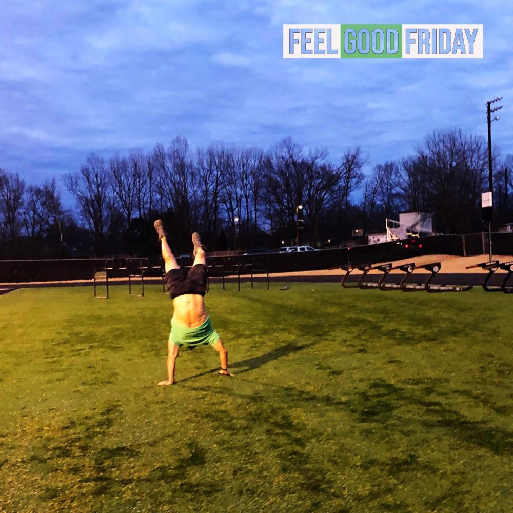 Feel Good Friday - TrueCoach - Favorite Workout - Talking Elite Fitness by Joe Bauer