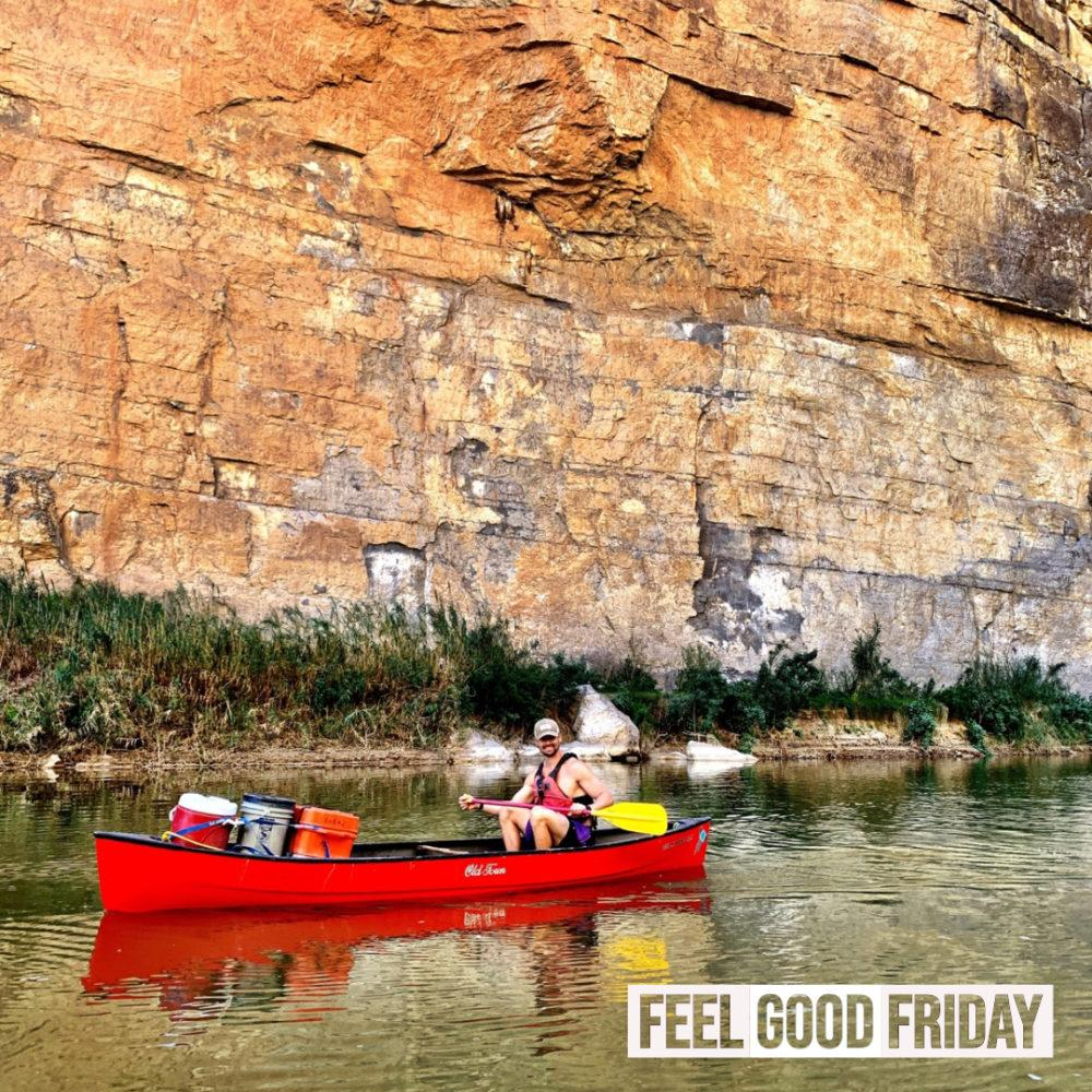 Feel Good Friday – Brad Kearns – Big Bend – Santa Elena Canyon