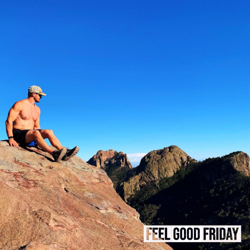 Feel Good Friday – Get Better Project – Back In The Box – Fran