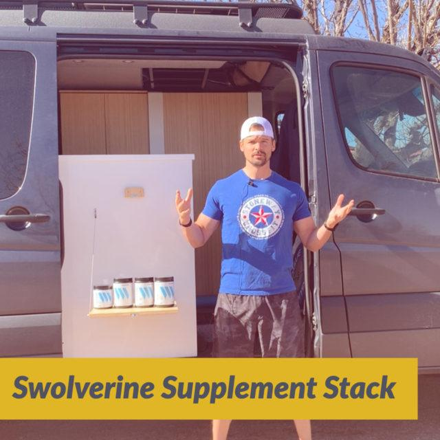 Joe Bauer does a Swolverine Supplement Stack review
