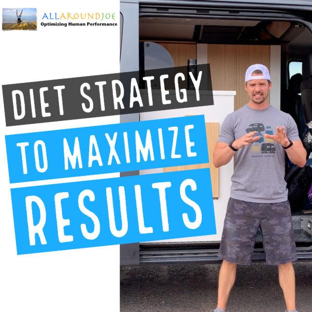 Diet Strategy to maximize results by Joe Bauer