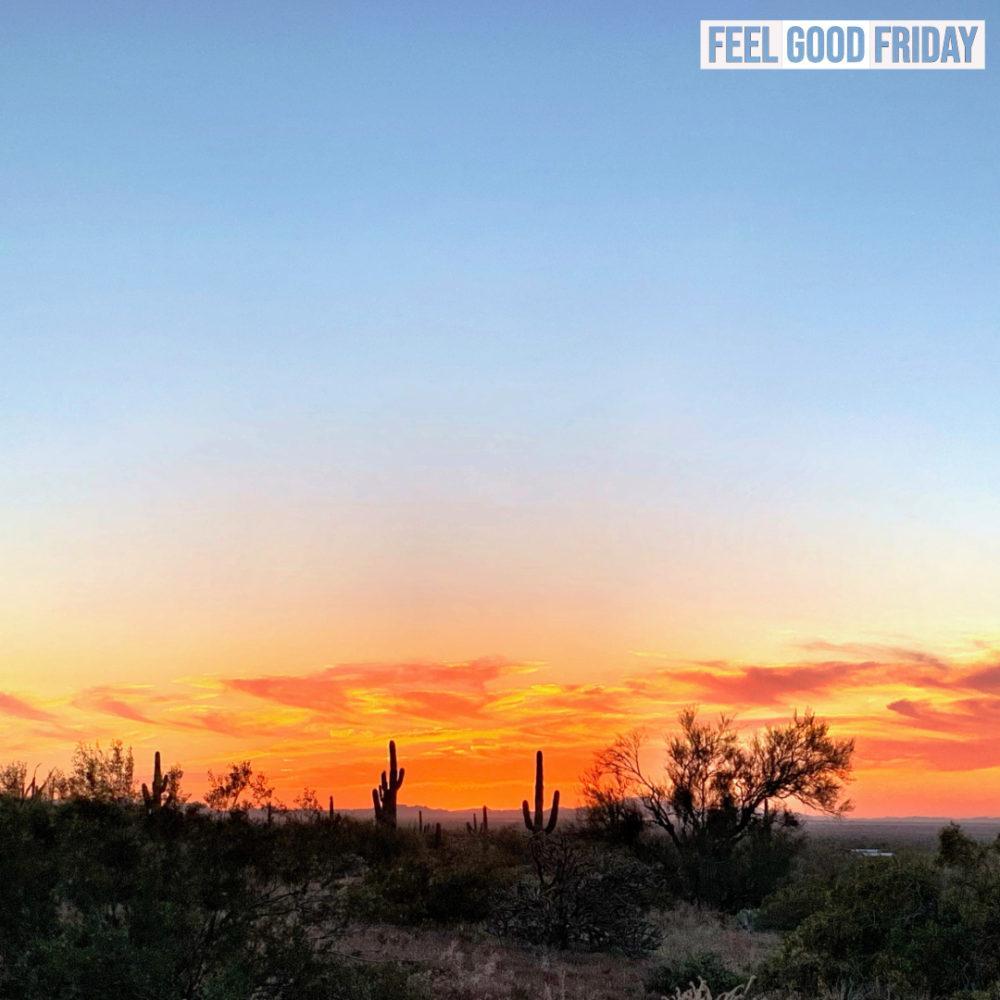Feel Good Friday – Picacho Peak – Priorities – Is Max Intensity Good…