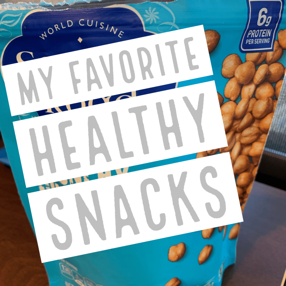 My Favorite Healthy Snacks by Joe Bauer nutrition coach