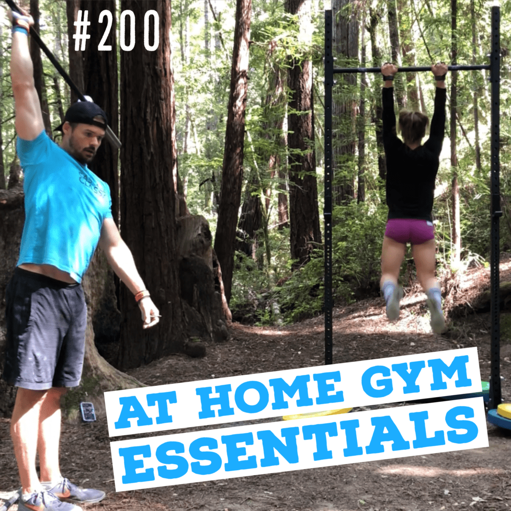 AAJ 200: At Home Gym Essentials (Phases 1-3) by Joe Bauer of AllAroundJoe
