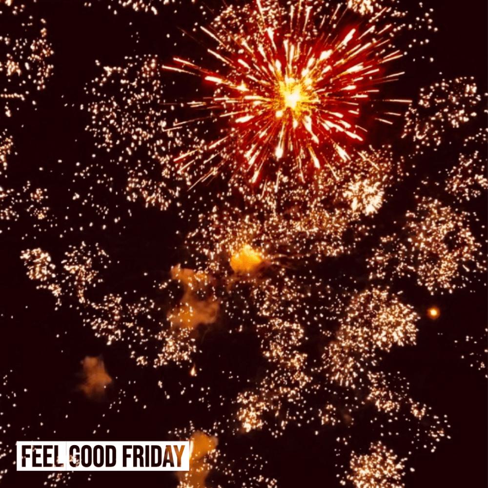 Feel Good Friday - Better Sleep - Squat-nado by Joe Bauer
