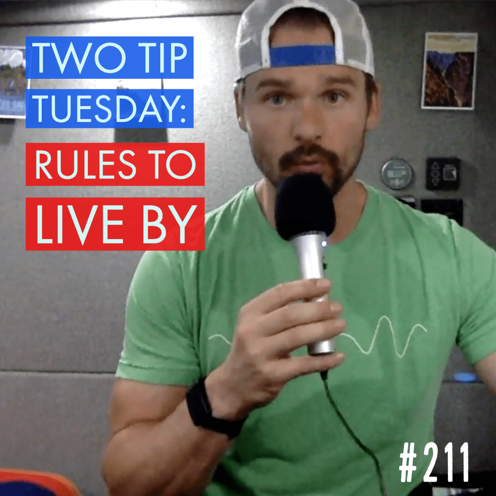 AAJ 211: Two Tip Tuesday_ Rules to Live By by Joe Bauer
