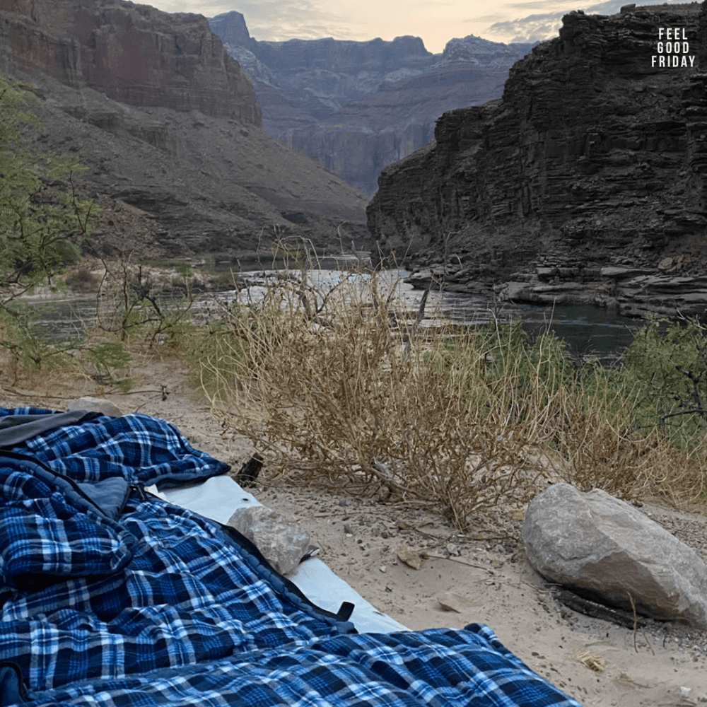 Feel Good Friday - Grand Canyon - The Aftermath by Joe Bauer in the Grand Canyon