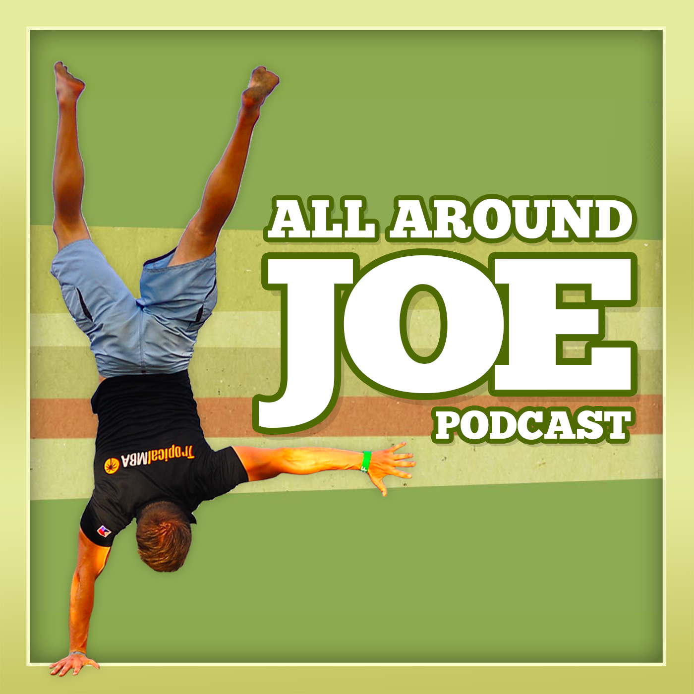 The AllAroundJoe Podcast: Fitness | CrossFit